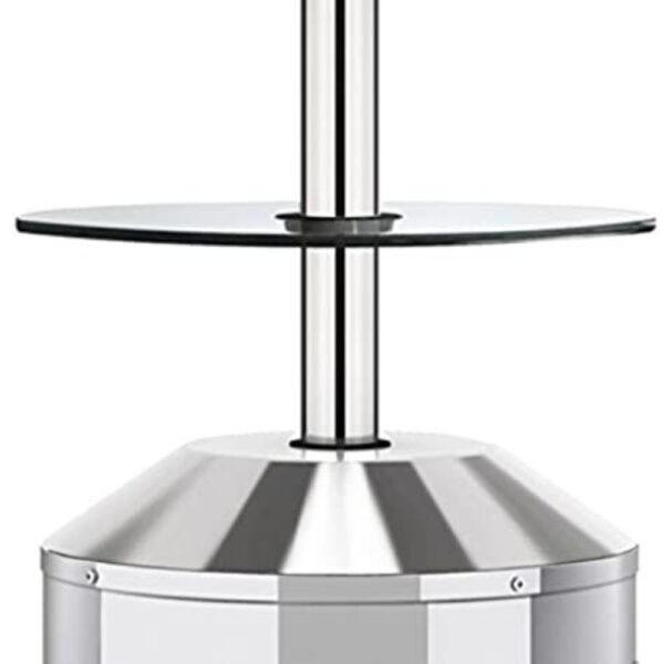 Skleněný stolek ENDERS Elegance